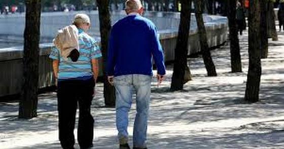 Más del 40% de la población de 11 pueblos de Almería vive de las pensiones