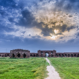 RDB Fort by KP Singh - Buildings & Architecture Decaying & Abandoned ( india, sarai, doraha.punjab, rdb, ludhiana )