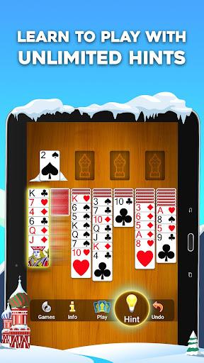 Yukon Russian u2013 Classic Solitaire Challenge Game 1.2.0.265 screenshots 13
