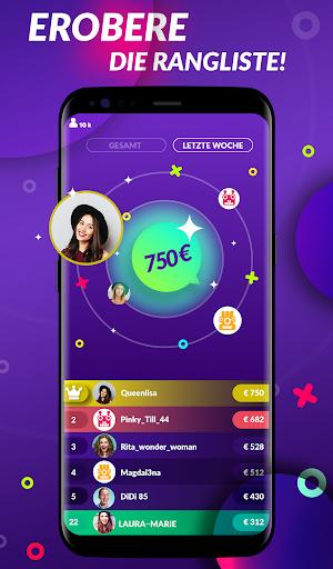 10 Runden - Live Quiz & Geld verdienen 0.99 screenshots 3