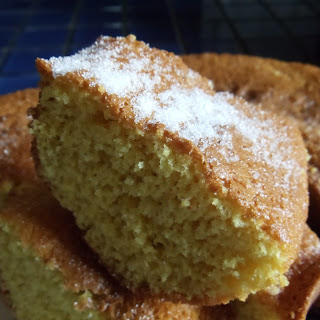 Bolo De Laranga/Orange Sponge Cake Recipe