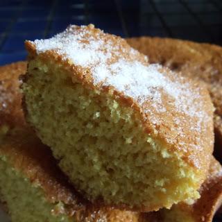 Bolo de Laranga/Orange Sponge Cake.