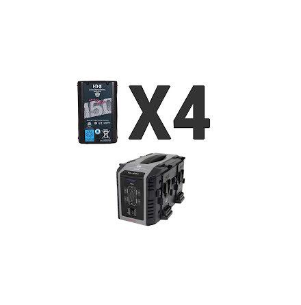 Endura 4x DUO-C150 + VL-4Se