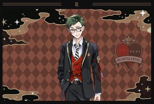 トレイ(R/制服)グルーヴィー画像
