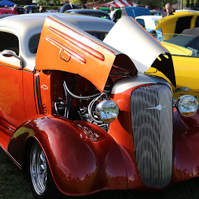 Classic Chevy by Rick Touhey - Transportation Automobiles ( street rod, classic car, old chevy, chevy,  )