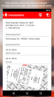 Sparkasse- screenshot thumbnail
