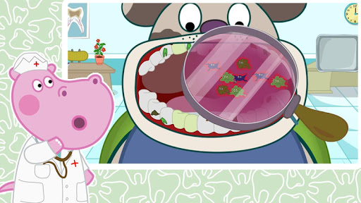 Kids Doctor: Dentist screenshots 11