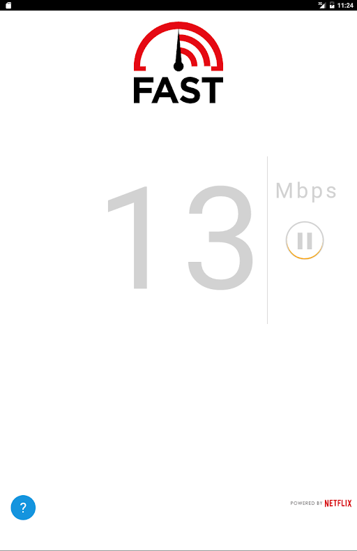 FAST Speed Test APK 1.0.8 screenshots 3