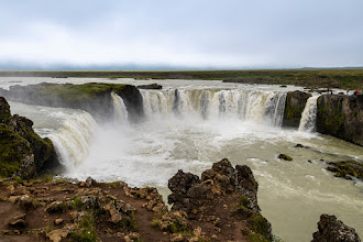 Photo: Goðafoss Waterfall, Island