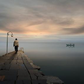 dream pick by Budi Cc-line - People Fine Art ( art, mood, waterspace, people )