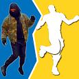 Real life fortnite dances and emotes (shop items)