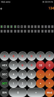 Base Converter/Calculator - náhled