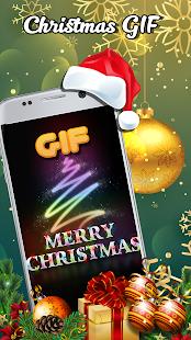 Christmas GIF 2017 - náhled