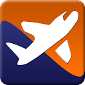 Compare lowcost flights icon