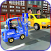 City Police Car Lifter Game 3D icon