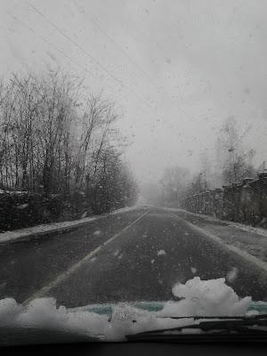 Nevica di dan