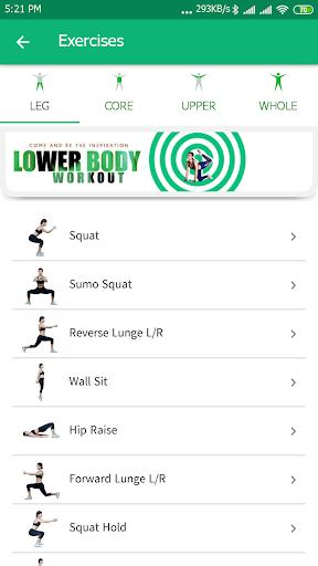 T Fitness 1.2.0 Screenshots 3