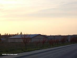 Photo: Kolejne obiekty powstające przy drodze dojazdowej ze Szprotawy (ul. Wiejska)