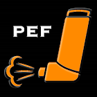 PEF Log - 哮喘跟踪器 icon