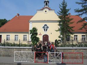 Photo: Szpital św. Łazarza. Dziś Środowiskowy Dom Samopomocy w Trzemesznie