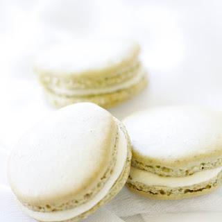 Pistachio and Lemon Macarons Recipe