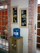 Photo: Quadros com cenário italiano. http://celiamartins.blogspot.com/
