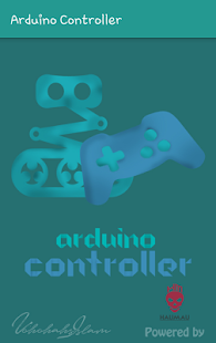 Arduino Bluetooth Controller - náhled
