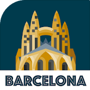BARCELONA City Guide,  Offline Maps and Tours