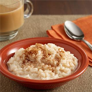 Easy Rice Pudding (Arroz con Leche Facil).
