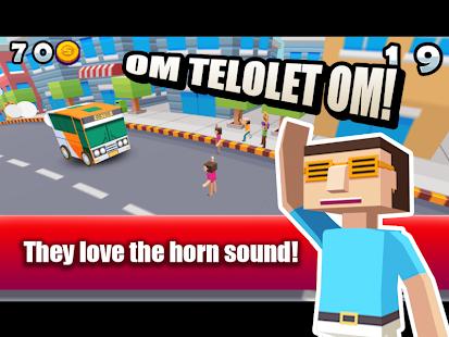 Bus Mania - Om Telolet Om - náhled