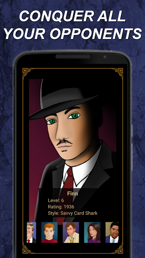 Gin Rummy- screenshot
