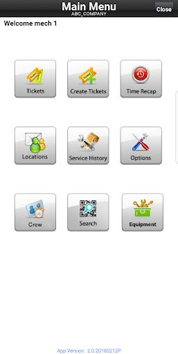 Mobile Service 2.0 125 screenshots 1