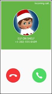 Elf On The Shelf Fake Call - náhled