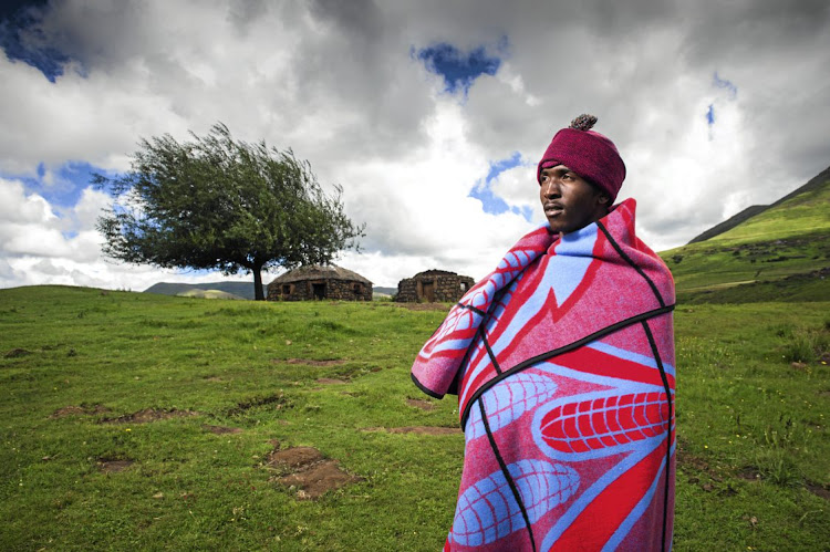 "There's a Basotho saying that goes ""Kobo ke bophelo"", the blanket is life."