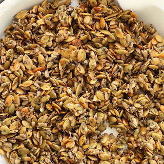 Honey Roasted Pumpkin Seeds