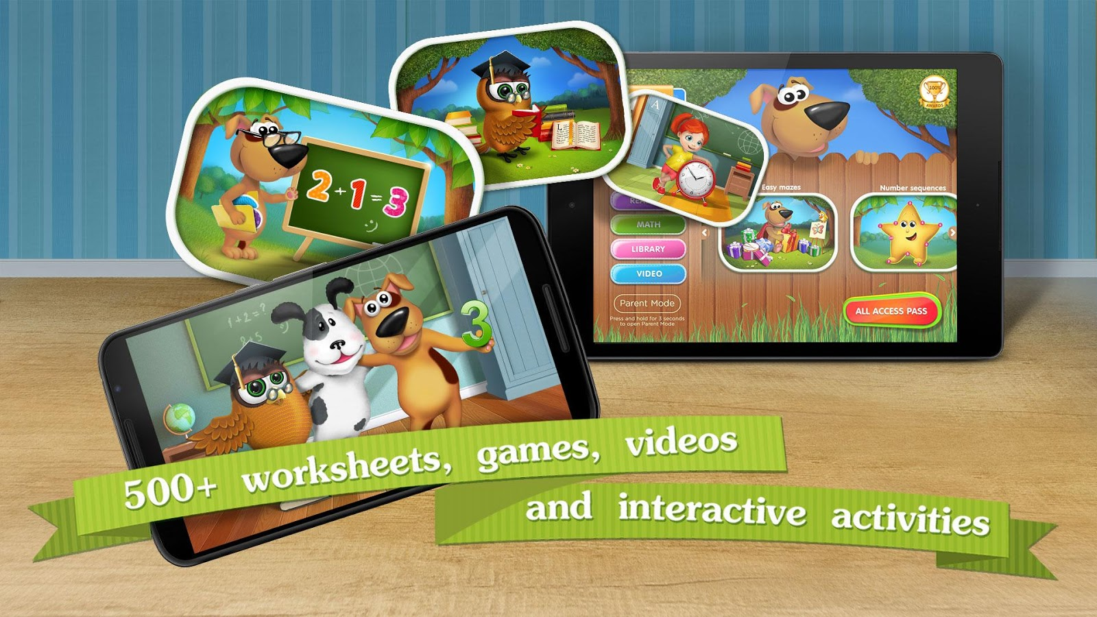 preschool education center android apps on google play