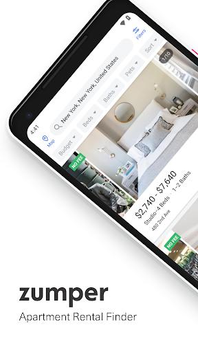 Zumper - Apartment Rental Finder 4.5.28 screenshots 1