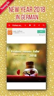 Šťastný nový rok si přeje zprávy z roku 2018 - náhled