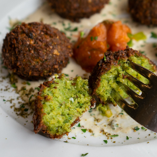 Fried Falafel Balls