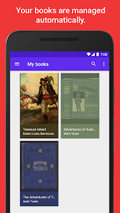Lithium: EPUB Reader 0.23.1 Mod Android Updated 1