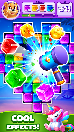 Jewel Match Blast - Classic Puzzle Games Free 1.3.2.2 screenshots 9