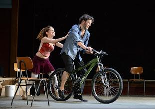 Photo: WIEN/ Theater in der Josefstadt; WIE IM HIMMEL von Kay Pollack, Inszenierung Janusz Kica. Premiere 7.11.2013. Mit Christian Nickl, Alma Hasun.  Foto: Barbara Zeininger.