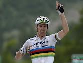 Rui Costa won de eerste rit in de allereerste editie van de Ronde van Saudi-Arabië
