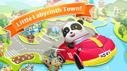 Labyrinth Town - FREE for kids 8.43.00.10 screenshots 15