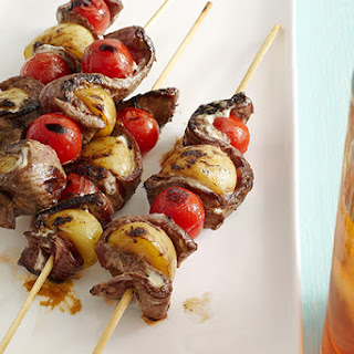 Ranch-Style Steak Kabobs.