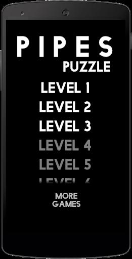パイプのパズル - 2次元配管工ゲーム