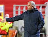 Mourinho met niet mis te verstane boodschap in de kleedkamer van Dinamo Zagreb