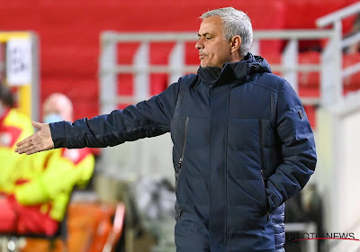 """José Mourinho n'est pas tendre avec ses joueurs: """"J'aurais pu faire 11 changements à la mi-temps"""""""