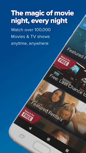 Vudu - Rent, Buy or Watch Movies with No Fee!  screenshots 1