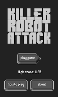 Killer Robot Attack- screenshot thumbnail